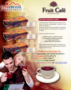 fruit cafe